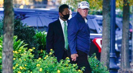 Ο Τραμπ κατηγόρησε τον Μπάιντεν ότι βιάζεται «να παρουσιαστεί ψευδώς» ως ο νικητής των εκλογών