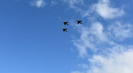 Εικόνες από τον λαμπρό εορτασμό της Πολεμικής Αεροπορίας