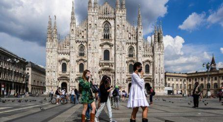 Μειώθηκε ο αριθμός των κρουσμάτων στην Ιταλία