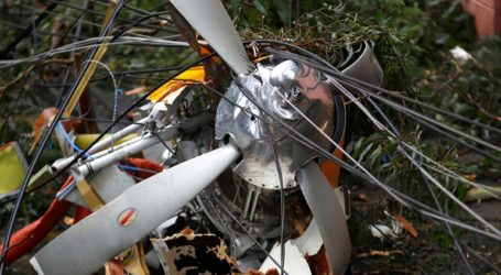 Συνετρίβη αεροπλάνο που μετέφερε βοήθεια στη Γουατεμάλα
