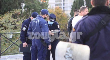 Ποινική δίωξη για τη διαδήλωση στο Σύνταγμα κατά της μάσκας και του lockdown