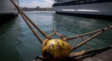 Προσάραξη επιβατηγού πλοίου έξω από το λιμάνι της Καρπάθου