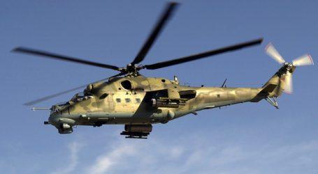 Ρωσικό ελικόπτερο MI-24 καταρρίφθηκε από πυρά αεράμυνας στην Αρμενία