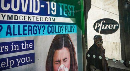 Οι ΗΠΑ θα ξεκινήσουν τον εμβολιασμό των Αμερικανών με το εμβόλιο της Pfizer τον Δεκέμβριο