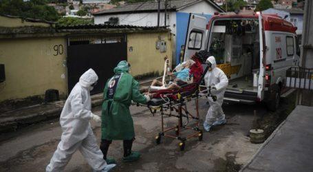 Ξεπέρασαν τους 162.000 οι νεκροί στη Βραζιλία