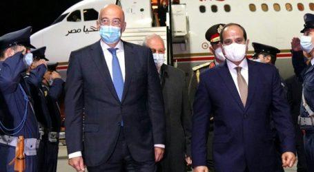 Ο αιγυπτιακός Τύπος για την επίσκεψη του Προέδρου Αλ Σίσι στην Αθήνα