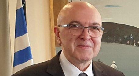 Σε προληπτική καραντίνα ο υφυπουργός Εξωτερικών, Κ. Φραγκογιάννης