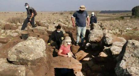 Αρχαιολόγοι ανακάλυψαν στο Γκολάν φρούριο της εποχής του βασιλιά Δαβίδ