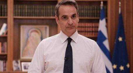 Ο πρωθυπουργός ενημερώνει τη Βουλή για την επιδημιολογική κατάσταση