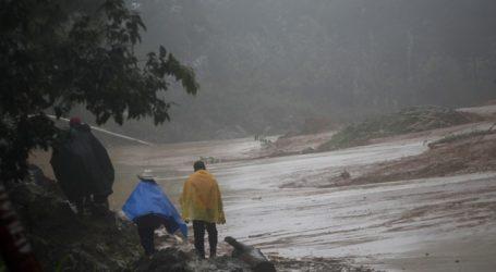 Έκκληση για διεθνή βοήθεια μετά το πλήγμα της καταιγίδας Ήτα