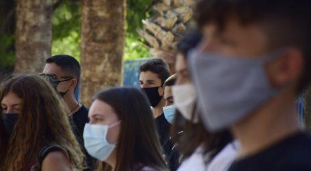 Τεστ ανίχνευσης κορωνοϊού σε μαθητές Γυμνασίου και Λυκείου προανήγγειλε ο Κυρ. Μητσοτάκης