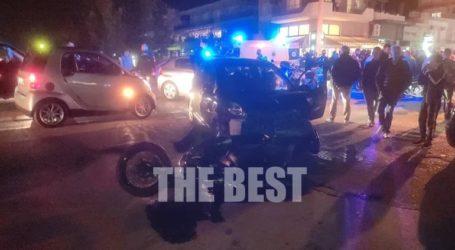 Νεκρός 22χρονος μοτοσικλετιστής σε τροχαίο