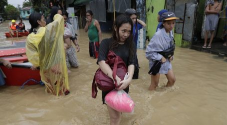 Τουλάχιστον 26 νεκροί από τον τυφώνα Βάμκο
