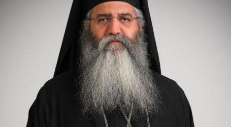 Ο Μητροπολίτης Μόρφου «είδε» προφητεία για τον κορωνοϊό στον… Αστερίξ