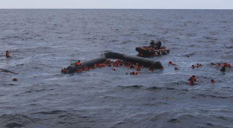 Διαδικτυακό πένθος για τους μετανάστες που πνίγηκαν στη θάλασσα