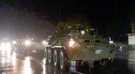 Ρωσικές ειρηνευτικές δυνάμεις βρίσκονται στην πρωτεύουσα του Ναγκόρνο Καραμπάχ