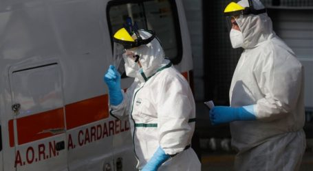 Δραματική αύξηση με 40.902 νέα κρούσματα κορωνοϊού στην Ιταλία