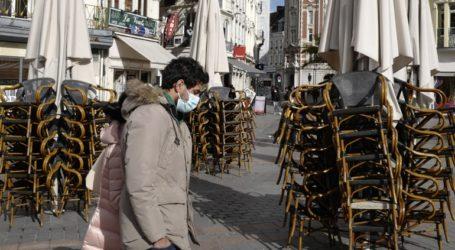 Μείωση των νέων κρουσμάτων στη δεύτερη εβδομάδα του lockdown στη Γαλλία