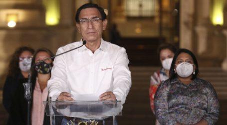 Απαγόρευση εξόδου από τη χώρα στον πρώην πρόεδρο Μαρτίν Βισκάρα