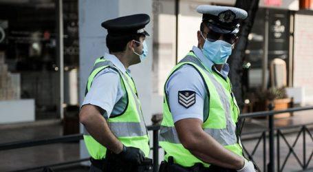 Αυξημένοι οι έλεγχοι την πρώτη ημέρα απαγόρευσης κυκλοφορίας μετά τις 21:00