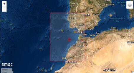Σεισμός 4,6 Ρίχτερ στο Γιβραλτάρ