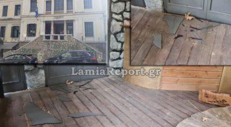 Ελεύθεροι οι ανήλικοι Ρομά που είχαν διαρρήξει τα καταστήματα στο κέντρο