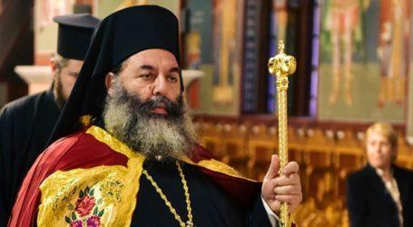 Εκοιμήθη ο Μητροπολίτης Λαγκαδά Ιωάννης- Είχε προσβληθεί από κορωνοϊό
