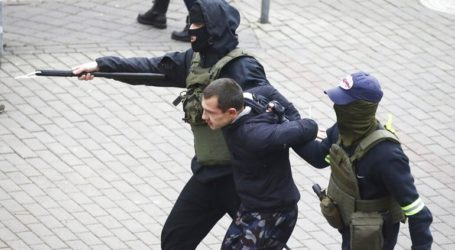 Η αστυνομία συνέλαβε δεκάδες διαδηλωτές στην πρωτεύουσα