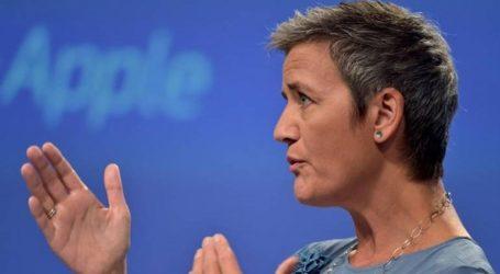 Σε αυτοπεριορισμό η Επίτροπος Ανταγωνισμού της ΕΕ επειδή ήρθε σε επαφή με κρούσμα κορωνοϊού