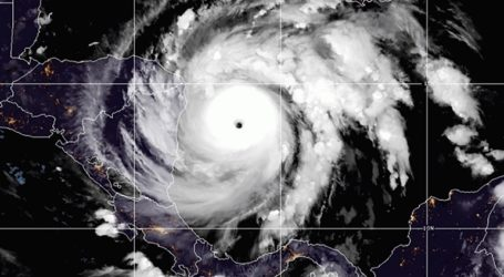 Ο κυκλώνας «Γιώτα» ενισχύθηκε στην κατηγορία 5 και απειλεί την Ονδούρα και τη Νικαράγουα