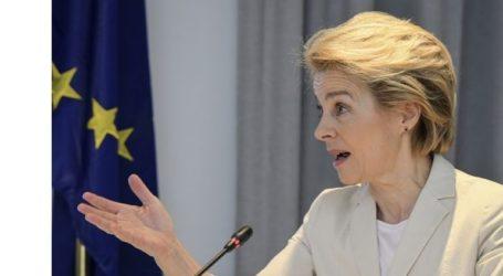 Η ΕΕ αγοράζει 405 εκατ. δόσεις εμβολίου κατά της Covid-19 από την Γερμανική CureVac