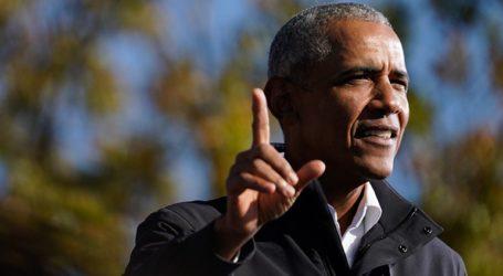 Έπαινοι Ομπάμα για την καγκελάριο Μέρκελ