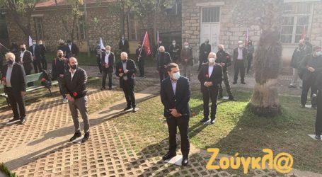 Στο ΕΑΤ-ΕΣΑ ο Αλέξης Τσίπρας με αντιπροσωπεία του ΣΥΡΙΖΑ