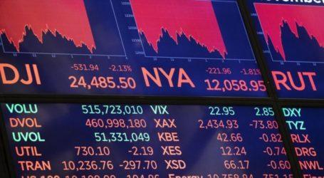 Απώλειες στη Wall Street μετά τα χθεσινά ρεκόρ
