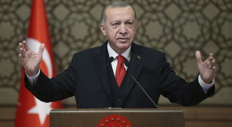 Ο Ερντογάν ανακοίνωσε μερικό lockdown τα Σαββατοκύριακα
