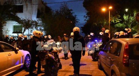 Πέντε συλλήψεις για επιθέσεις σε βάρος αστυνομικών στα Σεπόλια