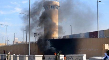 Επίθεση με ρουκέτες εναντίον της πρεσβείας των ΗΠΑ στη Βαγδάτη