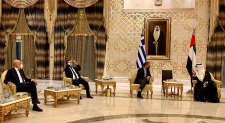 Διευρυμένες επαφές ανάμεσα στις αντιπροσωπείες Ελλάδας και Ηνωμένων Αραβικών Εμιράτων