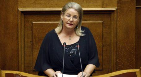 Η Ελένη Ζαρούλια κατηγορούμενη για ψευδή δήλωση