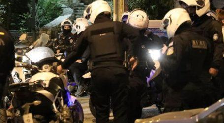 Κανένας από τους συλληφθέντες δεν αντιμετωπίζει αδικήματα για συμμετοχή σε επεισόδια