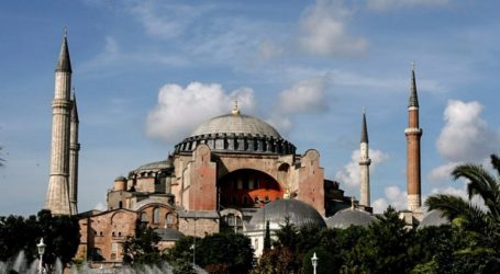 Αντίδραση της UNESCO για το καθεστώς της Αγίας Σοφίας