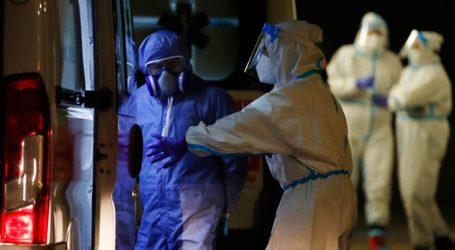Η Βρετανία ανακοίνωσε 19.609 νέα κρούσματα Covid-19 σε 24 ώρες
