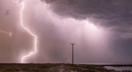 Επιδείνωση του καιρού την Πέμπτη στη νότια νησιωτική χώρα