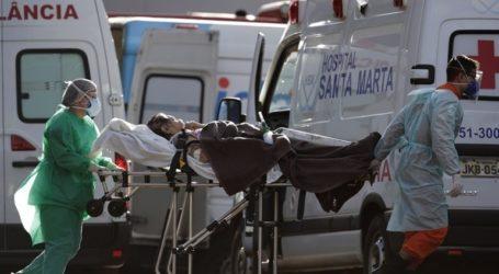 756 θάνατοι το τελευταίο 24ωρο στη Βραζιλία