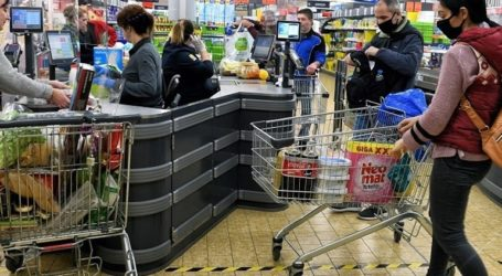 Σε άνοδο ο τζίρος των σούπερ μάρκετ τον Νοέμβριο