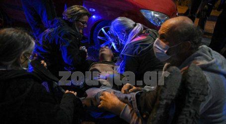 Νέο βίντεο με τη βίαιη σύλληψη νεαρού στα Σεπόλια