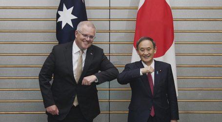 Οι ΗΠΑ καλωσόρισαν μία συμφωνία ενίσχυσης της αμυντικής συνεργασίας μεταξύ της Αυστραλίας και της Ιαπωνίας