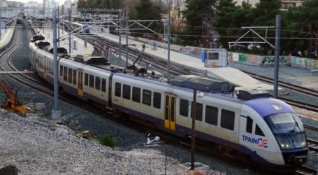 Με ειδικά τρένα η μεταφορά ασθενών με Covid-19 από τη Θεσσαλονίκη στην Αθήνα
