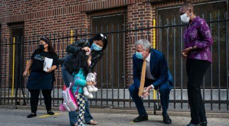 Η Νέα Υόρκη κλείνει και πάλι τα σχολεία