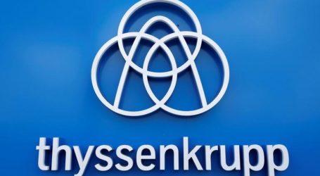Περικόπτει άλλες 5.000 θέσεις εργασίας η ThyssenKrupp